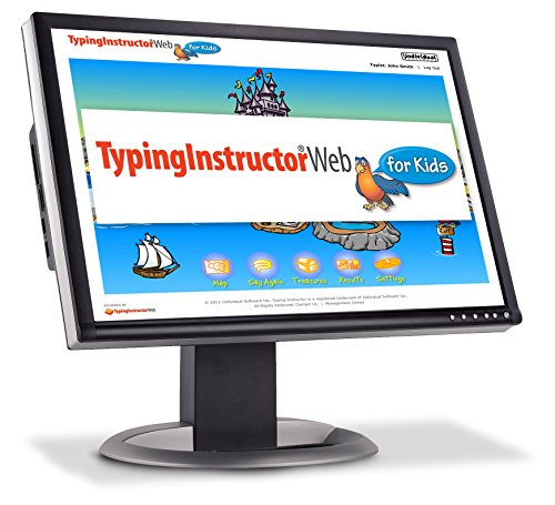 Typing Instructor for Kids Web 3-month Subscription by Individual Software