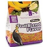 Medium Fruit Blend Bird Diet Size: 2 Pounds, My Pet Supplies