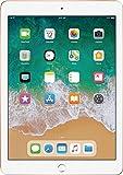 Apple iPad with WiFi, 128GB, Gold (2018 Model)