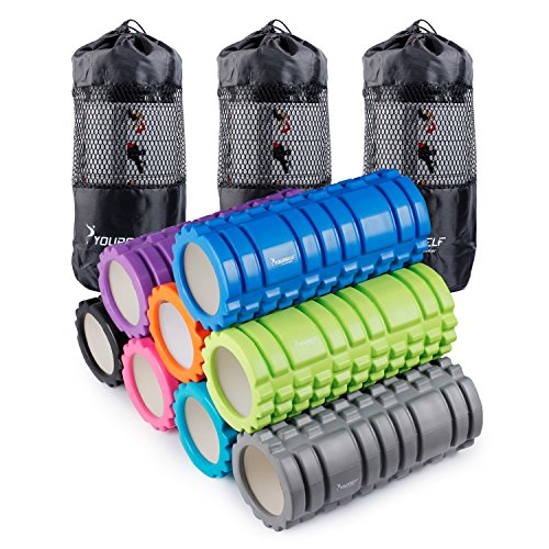 SYOURSELF Foam Roller for Muscle Massage-13