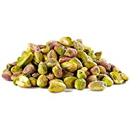 California Nut Company Organic Raw Pistachios Kernels (No shell, Unsalted), Excellent Quality Simply Just Taste Organic, 1 LB