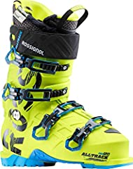 """The new ALLTRACK PRO 120 delivers an award-winning fusion of power, precision, and hiking performance in our anatomic 100mm """"medium"""" fit. Compatible with WTR rockered soles, Alltrack offers ski-hike versatility combined with traditional alpin..."""
