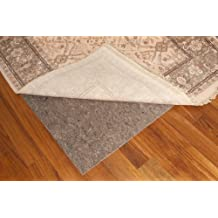 CraftRugs Durable Reversible 6-Feet X 9-Feet Premium Grip Rug Pad for Hard Surfaces and Carpet