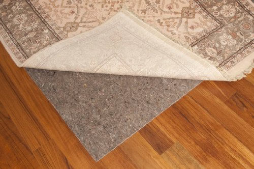 Durable, Reversible 9' X 12' Premium Grip(TM) Rug Pad for Hard Surfaces and Carpet by CraftRugs(R)