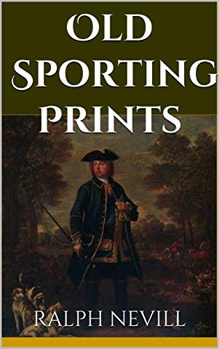 1908 Print (Old Sporting Prints (1908))