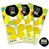 profumatore per auto e ambienti formato XXL per profumo più intenso fragranza Fruity giallo