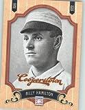 2012 Panini Cooperstown Baseball Card #70 Billy Hamilton - Philadelphia Phillies (Legend / Hall of Fame / HOF) MLB Trading Cards