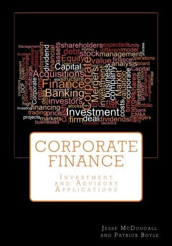 Corporate Finance A Practical Approach Ebook