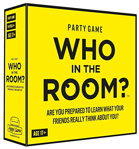 Room Party (Hygge Games Who in The Room? Party Gamef)