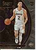 Basketball NBA 2017-18 Select #28 Lonzo Ball Concourse Lakers