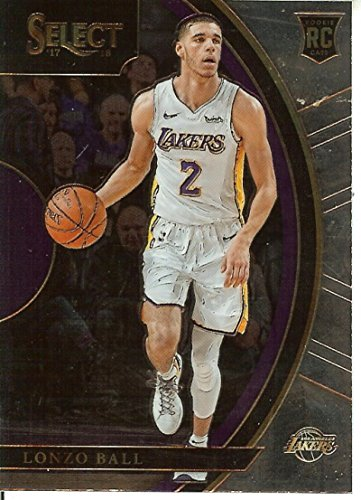 Basketball NBA 2017-18 Select #28 Lonzo Ball Concourse Lakers by Select
