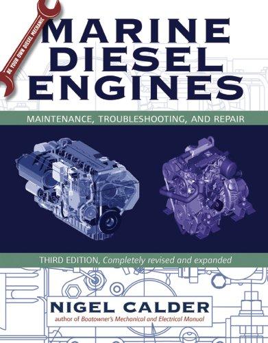 - Marine Diesel Engines: Maintenance, Troubleshooting, and Repair
