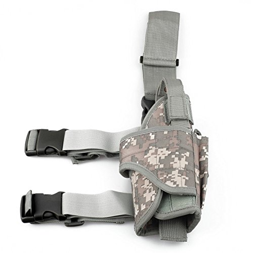 Adjustable-Tactical-Hunting-Right-Handed-Leg-Pistol-Gun-Pouch-Holder-Drop-Leg-Thigh-Holster
