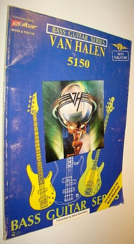 Bass Van (Van Halen 5150 with Tablature (Bass Guitar Series))