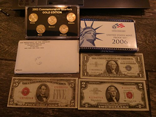 2006 Various Mint Marks Proof Set PF-1