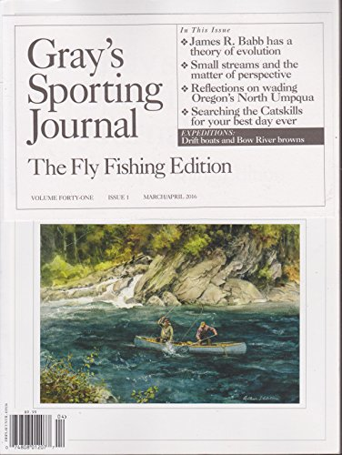 (Gray's Sporting Journal Magazine March/April 2016)