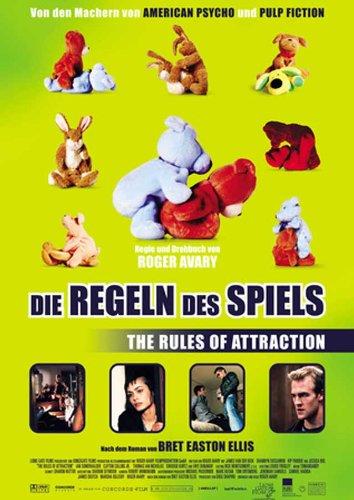 Filmcover Die Regeln des Spiels
