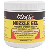 Hot Max 23110 Anti-Spatter Nozzle Gel, 16-Ounce