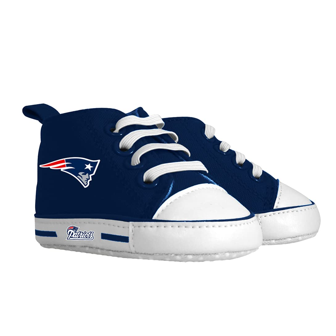 Baby Fanatic Pre-Walker Hightop, New England Patriots