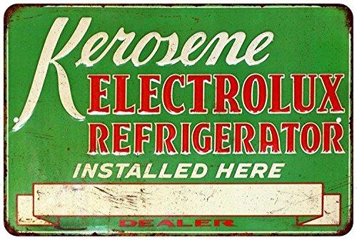 kerosene refrigerator - 5