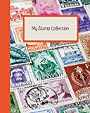 My Stamp Collection: Stamp Collecting Album for Kids