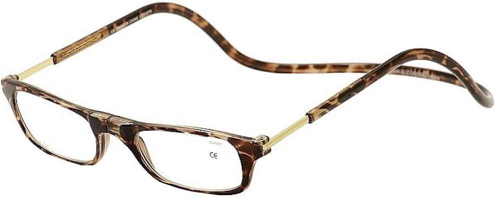 CliC Reading Glasses - Original Tortoise 3.00