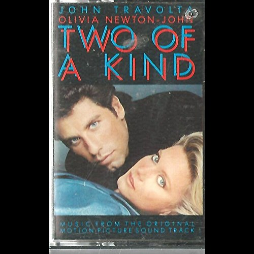 John Travolta & Olivia Newton John: Two Of A Kind Cassette NM Canada MCA