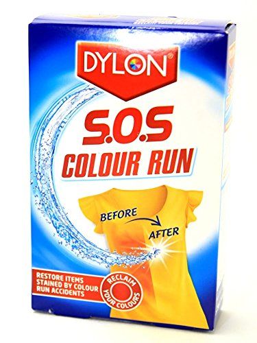 Dylon S.O.S Colour Run Remover for Machine or Hand Use - per pack of 2