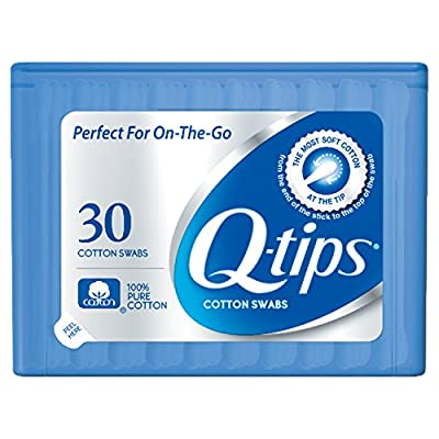 Q-tips Swabs Travel Pack
