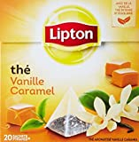 Lipton Bags Black Tea Pyramids, Black Pearl 20 ct