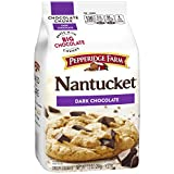 Pepperidge Farm, Nantucket, Crispy, Cookies, Dark Chocolate, 7.2oz, Bag, 20-count
