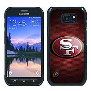 San Francisco 49ers 44 Black Special Custom Picture Design Samsung Galaxy S6 Active Phone Case