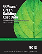 RSMeans Green Building Cost Data 2013