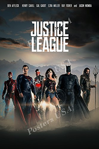 Posters USA - DC The Justice League Movie Poster GLOSSY FINI