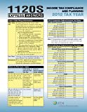 1120s Express Answers 2012, CCH Tax Law Editors, 0808027166
