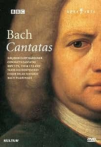 Bach Cantatas [USA] [DVD]