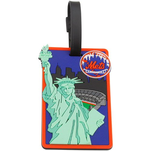 MLB New York Mets Soft Bag Tag by aminco