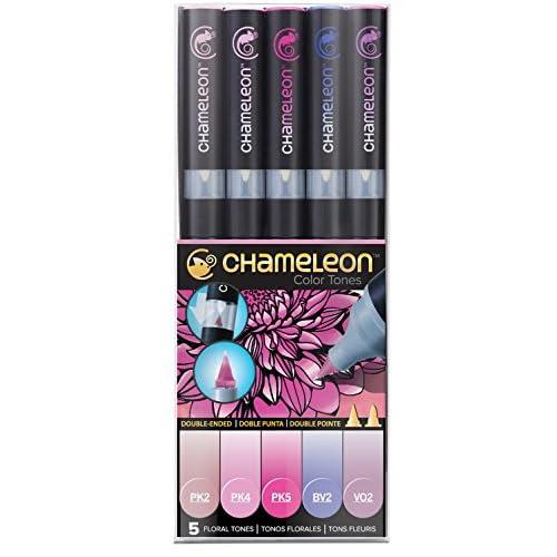 Pen Set 5 Chameleon Best Marqueur Feutres Floral Membership Tones dsrhtCQ