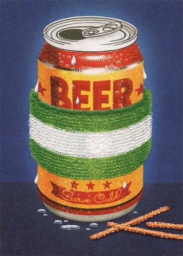 Amazon Beer With Sweat Band