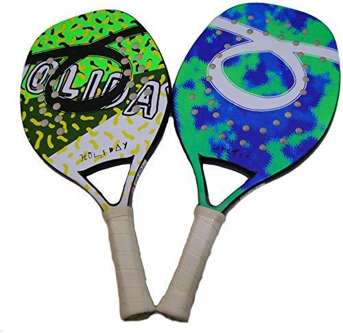Tom Caruso Outride Pareja Raquetas Beach Tennis Racket Holiday ...