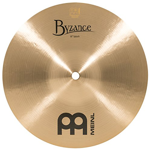 Meinl Cymbals B10S Byzance 10-Inch Traditional Splash Cymbal (VIDEO) ()