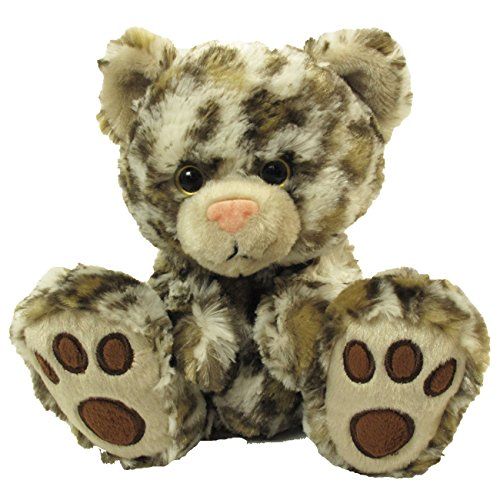 Amazon Com Wishpets 8 Clouded Leopard Pawpets Stuffed Animal By