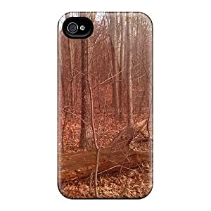 New Arrival Premium 4/4s Case Cover For Iphone (old Log)