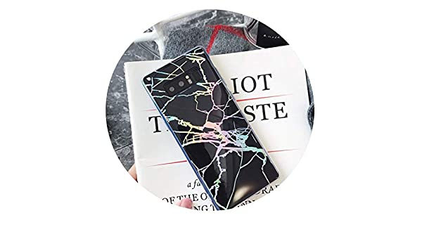 Amazon.com: Marble Case for Samsung Galaxy S9 S8 S10 Plus ...