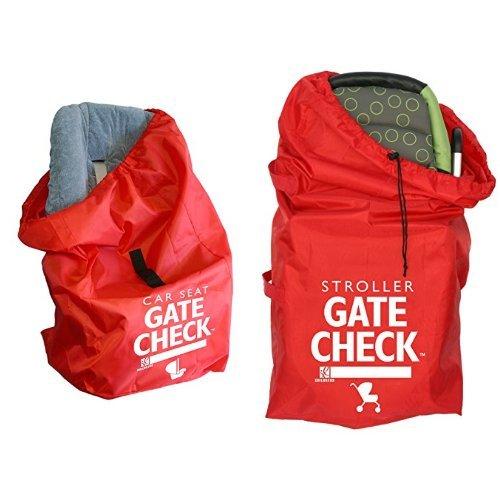Beanbone JL Childress Gate Check Bags: Car Seats For