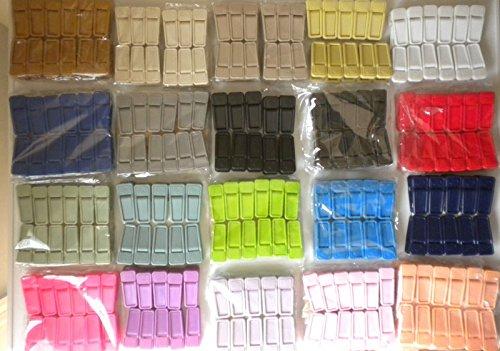 Joy Mangano Huggable Hangers Clips ( Set of 24 Clips) (Organizer Closet Graves Michael)