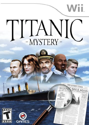 Titanic Mystery - Nintendo Wii from O-Games