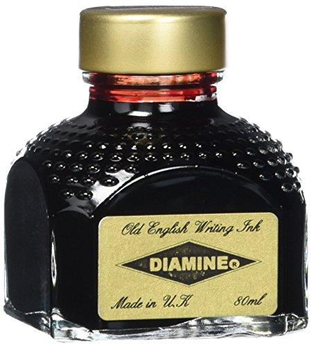 Diamine 80 ml Bottle Fountain Pen Ink, Syrah