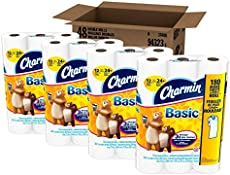 $3.99 Charmin Basic Toilet Paper at Walgreens! | Bec\'s Bargains
