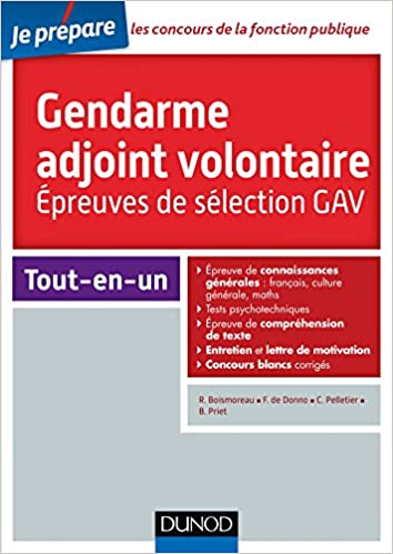 Amazon In Buy Concours Gendarme Adjoint Volontaire